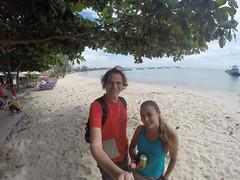 Photo de 14h - A la plage (Sihanoukville - Cambodge) - 19.12.2014