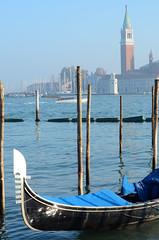 Venezia (Wolfgang Binder) Tags: venice water boat canal nikon gondola venezia sangiorgiomaggiore d7000