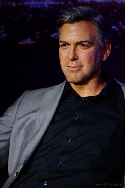 Fishermans Wharf - Madame Tussauds - 122614 - 93 - George Clooney