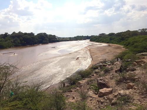Turkwel River, Turkana, Kenya