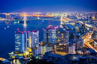 Twilight Blue, Tokyo Bayside