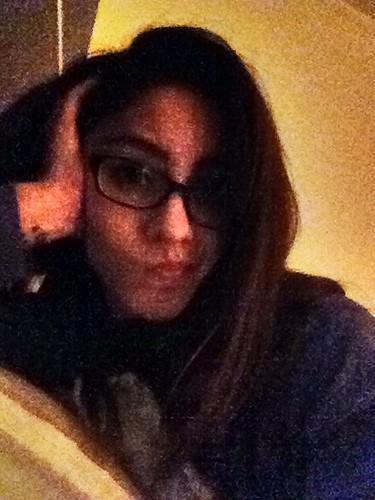 glasses Latina girls with