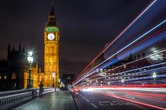 London (jpmiss) Tags: 50mm 6d elizabethtower longexposure parliament poselongue thamesriver westminster angleterre canon england greatbritain icone iconic jpmiss london londres royaumeuni tamise uk unitedkingdom lighttrails urban silhouette night