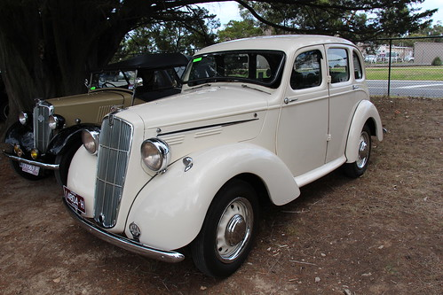 1939 Morris 10 Series M Saloon