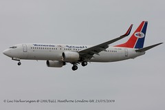 7O-ADM_B738_Yemenia_- (LV Aircraft Photography) Tags: airliner b738 yemenia