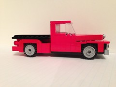 Classic Truck (Side) by mister_hashtag, on Flickr