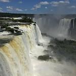 Mirante do Espaço Naipi, Foz de Iguaçu Falls, Paraná, Brasil. thumbnail