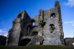 Auchindoun Castle (duncan_ireland) Tags: castle scotland ruin auchindoun duffton auchindouncastle