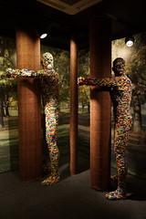 (elalex2009) Tags: art lego contemporaryart modernart sony legoart nathansawaya sawaya theartofthebrick nex7 sonynex7 legotoybricks sonyalphanex7