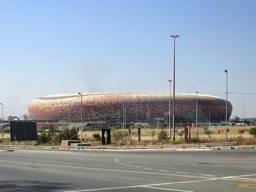 Stade de Johannesbourg, Afrique du Sud
