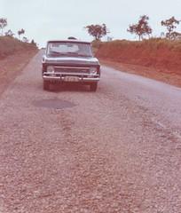 Tarciso Keifer - Paracatu/MG, 1981 - BRASIL (Werner Keifer) Tags: brasil minas gerais paracatu dner