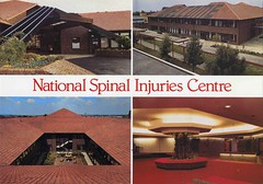 Stoke Mandeville Hospital (robmcrorie) Tags: history hospital patient health national doctor nhs service british mandeville nurse aylesbury stoke healthcare unit spinal injuries guttman