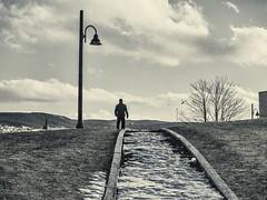 Pathway....; (c)rebfoto (rebfoto ....) Tags: lamp path pathway alongthepath rebfoto