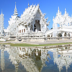 White  Buddhist temple thumbnail