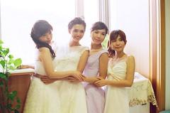 (Mr.Sai) Tags: wedding film 50mm gold minolta kodak 14 pg mc 400  x700 rokkor