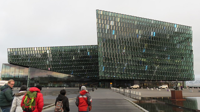 Next stop - Harpa Concert Hall