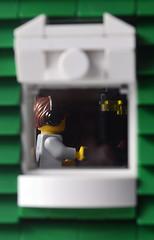 MS Front Window Detai (s10)l (Klikstyle) Tags: music building architecture studio leg modular