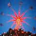Spinning Fairground Ride