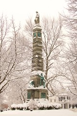Soldiers and Sailors Monument (jcbwalsh) Tags: monument statue sailors newhampshire nh soldiers nashua
