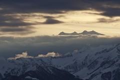 Monte Rosa from far away (Photo_Flow) Tags: winter sunset snow alps clouds landscape schweiz switzerland tessin ticino sonnenuntergang wolken 7d monterosa alpen landschaft dufourspitze