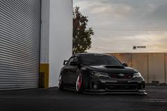 Subaru STI | #BagsByBoden | Boden Autohaus (Boden Autohaus) Tags: suspension air subaru sti boden autohaus subarusti accuair avantgardewheels accuairsuspension bodenautohaus