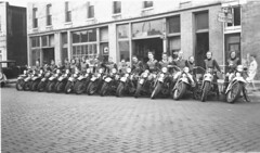 Beloit Motorcycle Club, St. Paul Avenue  Beloit, Wisconsin, Harland Krause (3) (hondagl1800) Tags: usa wisconsin indian motorcycle beloit indianmotorcycle indianmotorcycles beloitwisconsin stpaulave harlandkrause beloitmotorcycleclub