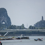 "Guilin city bridge<a href=""http://www.flickr.com/photos/28211982@N07/16608895742/"" target=""_blank"">View on Flickr</a>"