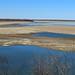 Sandbars in the Missouri River
