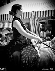 Instantnea de la Feria de Mayo (Fotgrafo-robby25) Tags: espaa byn gente alicante lugares torrevieja feriademayo canoneos5dmarkii canonef70200mm14x instantneasdeposadosyrobados