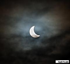Partial Solar Eclipse 2015 (MattVealePhotography) Tags: devon solareclipse partialeclipse woodburycommon