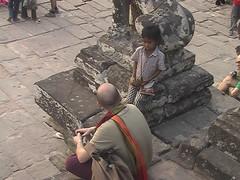Child Hawkers of Angkor Wat
