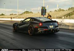 Ferrari F12 Berlinetta ADV10R Track Spec CS Series (ADV1WHEELS) Tags: street track wheels deep rims luxury spec forged concave stance oem 3piece 1piece adv1 forgedwheels deepconcave advone advancedone