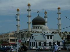 Mosque Keizerstraat Paramaribo