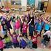 The Grade 1's at Robert Munsch Public School Raise Their Hands In Support