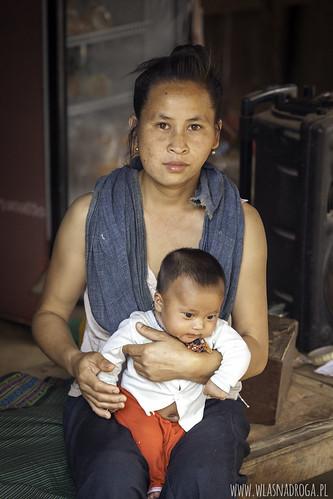 Twarze Laosu
