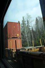 IMG_1786 (Locoponcho) Tags: canada cn train rail railway via viarail westbound cnr canadiannational traintrip cnrail thecanadian train1 ccmf