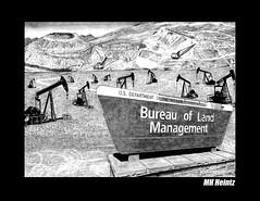 BLM (soapbox10) Tags: blm editorialpoliticalsocialcommentary fracking stripmining
