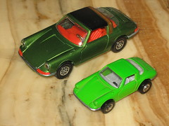 Corgi inspired Playart Porsche 911 (sms88aec) Tags: corgi inspired playart porsche 911