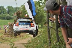 Teemu Suninnen - Mikko Markkula (Martin Hlinka Photography) Tags: world canon eos championship outdoor rally poland vehicle l usm f28 teemu 73 mikko motorsport fabia 70200mm polski r5 2016 rajd koda pzm ss4 60d swietajno markkula suninnen