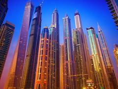 Overheating (marco ferrarin) Tags: dubai islam uae arab success ambition dubaimarina overheating