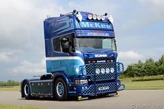 Scania R 164G-580 Topline (2016-9) (Martin Vonk) Tags: scania r 164g580 topline truckstar festival assen mc kee
