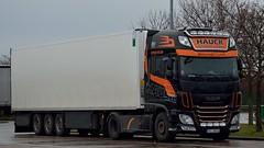 D - Hauck DAF XF 106.510 SSC (BonsaiTruck) Tags: truck lorry camion trucks daf lorries lkw xf hauck lastzug lastwagemn