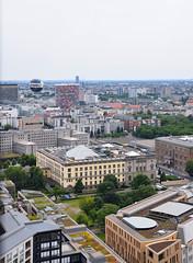 Berlin from above (Maria Eklind) Tags: city berlin architecture germany de deutschland view fromabove potsdamerplatz tyskland euorpe berlinview panormapunkt