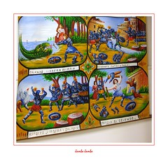 I colori della Sicilia - 18 (Jambo Jambo) Tags: modica ragusa sucilia sicily italia italy cartellone cantastorie cioccolato cioccolateria billboard storytellers chocolate chocolaterie paladinidifrancia paladinsoffrance sonydscrx100 jambojambo