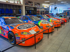 Hendrick Motorsports Museum (Anthony's Olympus Adventures) Tags: hendrick hms museum hendrickmotorsports nascar car motorsport racing exhibit trophy racecar vehicle charlotte concordnc america usa shop store jeffgordon