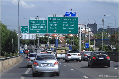 Bangkok , Thailand (Jun 2016)