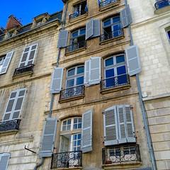 Windows of Bayonne, France (Smartin69) Tags: shutters windowsbayonnefrance