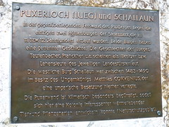 20160723°28v30 2v3Puxerlochl (rerednaw_at) Tags: steiermark austria puxerlochl legende höhlenburg
