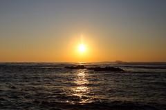 62+352: Sunrise (2), Red Rock, northern NSW, 31/07/16 (geemuses) Tags: sunrise scenic sea beach redrock nsw northernnsw newsouthwales australia light earlymorning earlymorninglight headland ocean island landscape