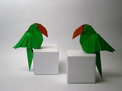 Tucan (Alexander Oliveros) Tags: origami tucan bird wild paper paperfolding
